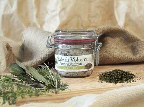Sale di Volterra aromatizzato La Tropicana